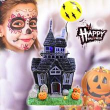 Halloween Decoration Spooky Haunted House Flashing Lights Sound Motion Sensor Toy Hot Sale