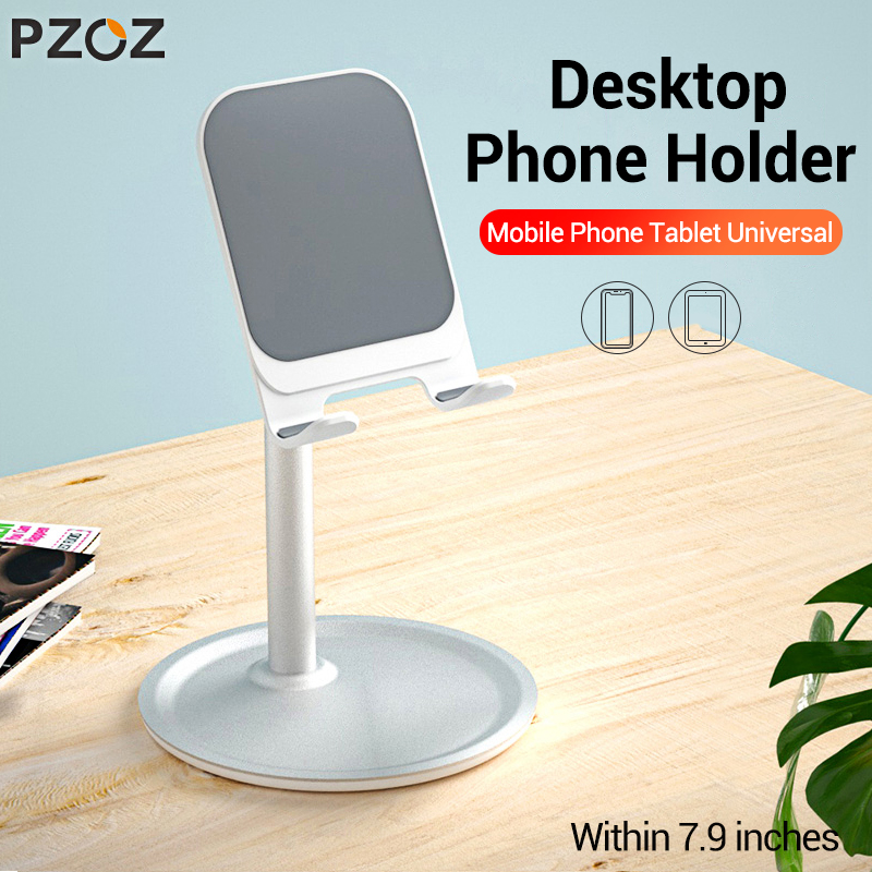 PZOZ Mobile Phone Holder Stand Cell Phone stand Universal Desk Holder For iphone holder desktop phone ring Accessories popsoket image