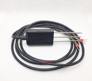 Image 5 - Capteur de sol 3 en 1 conductivité + température + humidité/capteur de conductivité du sol RS485/capteur de température et dhumidité du sol