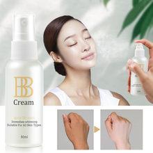 Bb крем для лица консилер спрей отбеливающий тело макияж портативный