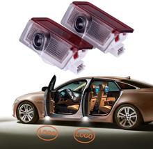 2 Pcs Led Car Door Welcome Light Projector Logo For Mercedes Benz W212 W205 AMG ML W166 W176 W177 W213 W246 GLB GLC GLA GLS GLE
