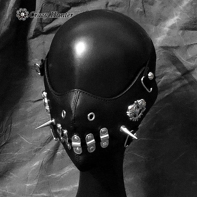 Skull Spike Mask  3