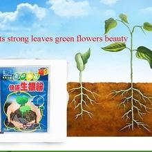 1 шт. Быстрый порошок для укоренения растений цветок трансплантация удобрения способствует упитыванию и упитыванию быстро рассады агент Gao Chenghuo