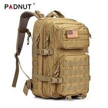 Tático mochila militar assalto do exército dos homens à prova dwaterproof água ao ar livre grande bagpack mochila caminhadas acampamento caça escalada sacos de viagem