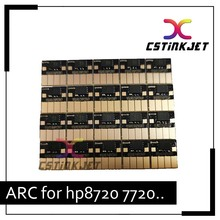 Free DHL delivery,CSTINKJET 5 SETS VA auto reset chip for hp 954 chip for HP OfficeJet 7740 8710 7720 8210 8710 8720 8730