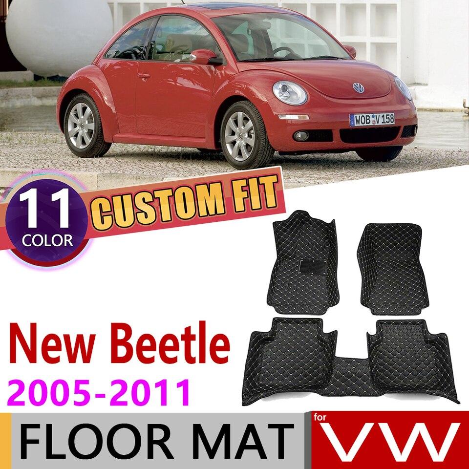 Coverking Custom Fit Front Floor Mats for Select Subaru Models Black Nylon Carpet