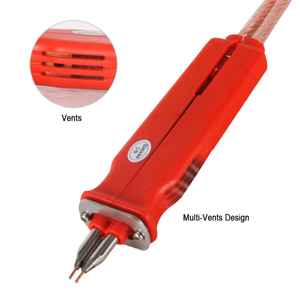 Production Size 18650 Welding DIY Pack Pen Lithium Pulse Handle Pen Spot Welder Battery Welding Remote HB For Large Battery 70B