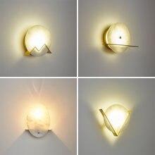 Современная светодиодная настенная лампа комнатное освещение