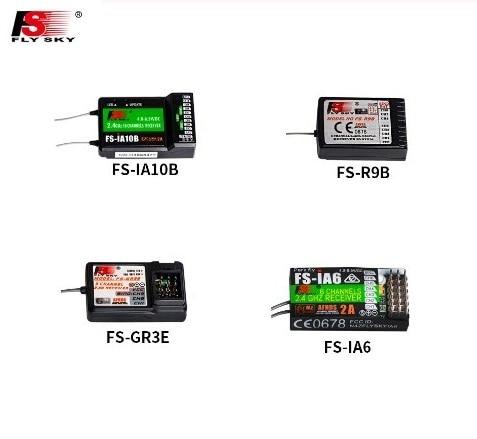 FS Flysky Receiver FS-GR3E FS-R9B FS-iA6 FS-iA10B RC Receptor Flysky Transmitter