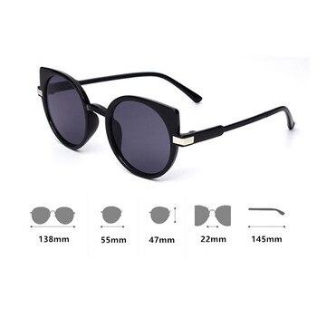 Klasyczne mody kot oczy kobiety okulary Sexy projektant Trend produkty kierowcy gogle dla dorosłych