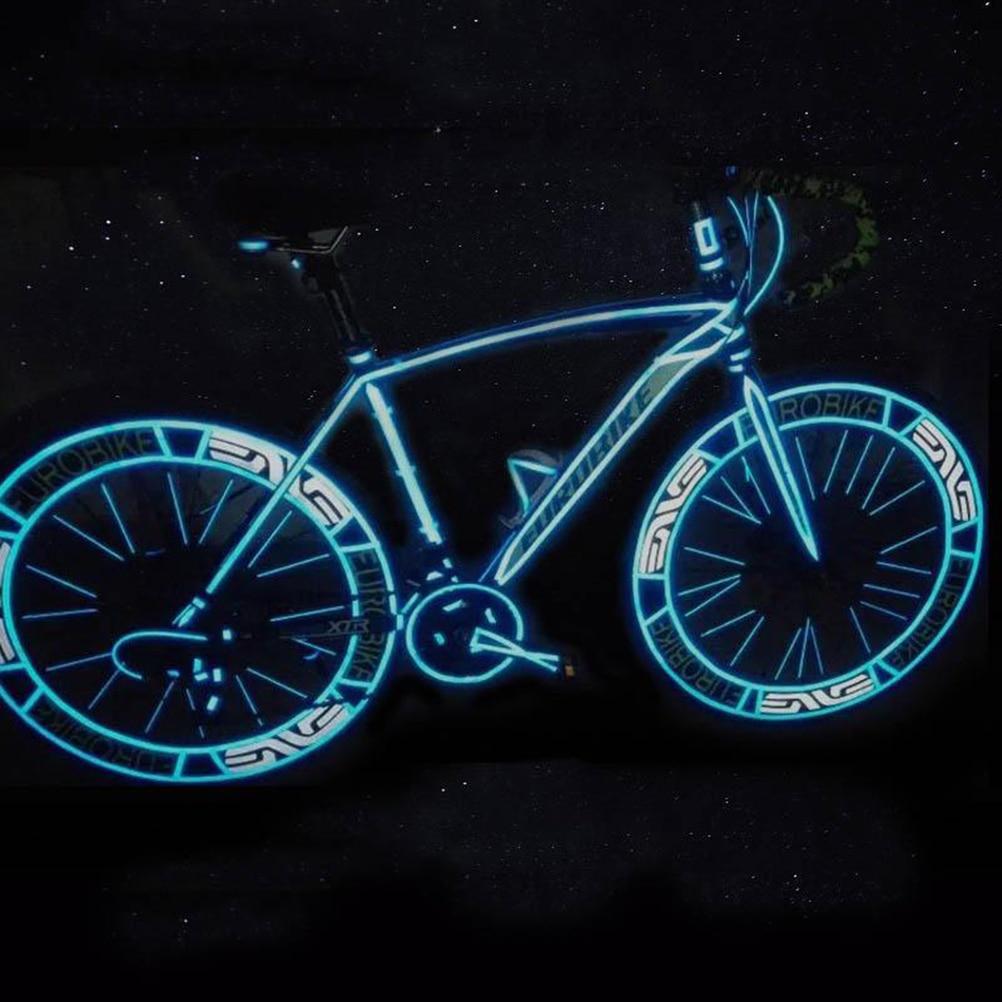 Adhesivos reflectantes para bicicletas de 800x1cm, cinta autoadhesiva para el cuerpo del coche Finalmente, todas las piezas caen en su lugar pegatinas para pared con frases inspiradoras, pegatina de pared de motivación, decoración artística para sala de estar y oficina J430