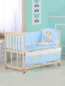 Crib Bed-Bumper Bedd...