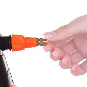 Image 4 - AOZBZ botella de pulverizador de presión para lavado de coche, rociador de bomba de mantenimiento de lavado automático, botella presurizada resistente a la corrosión