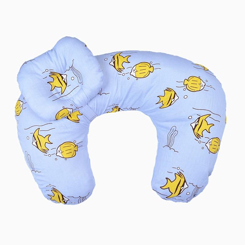 Подушка для грудного вскармливания для новорожденных; подушка для грудного вскармливания; u-образная подушка для грудного вскармливания; хлопковая Подушка для кормления - Цвет: o