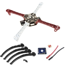 цена на F450 Drone with Camera Flame Wheel KIT 450 Frame for RC MK MWC 4 Axis RC Multicopter Quadcopter Heli Multi-Rotor with Land Gear