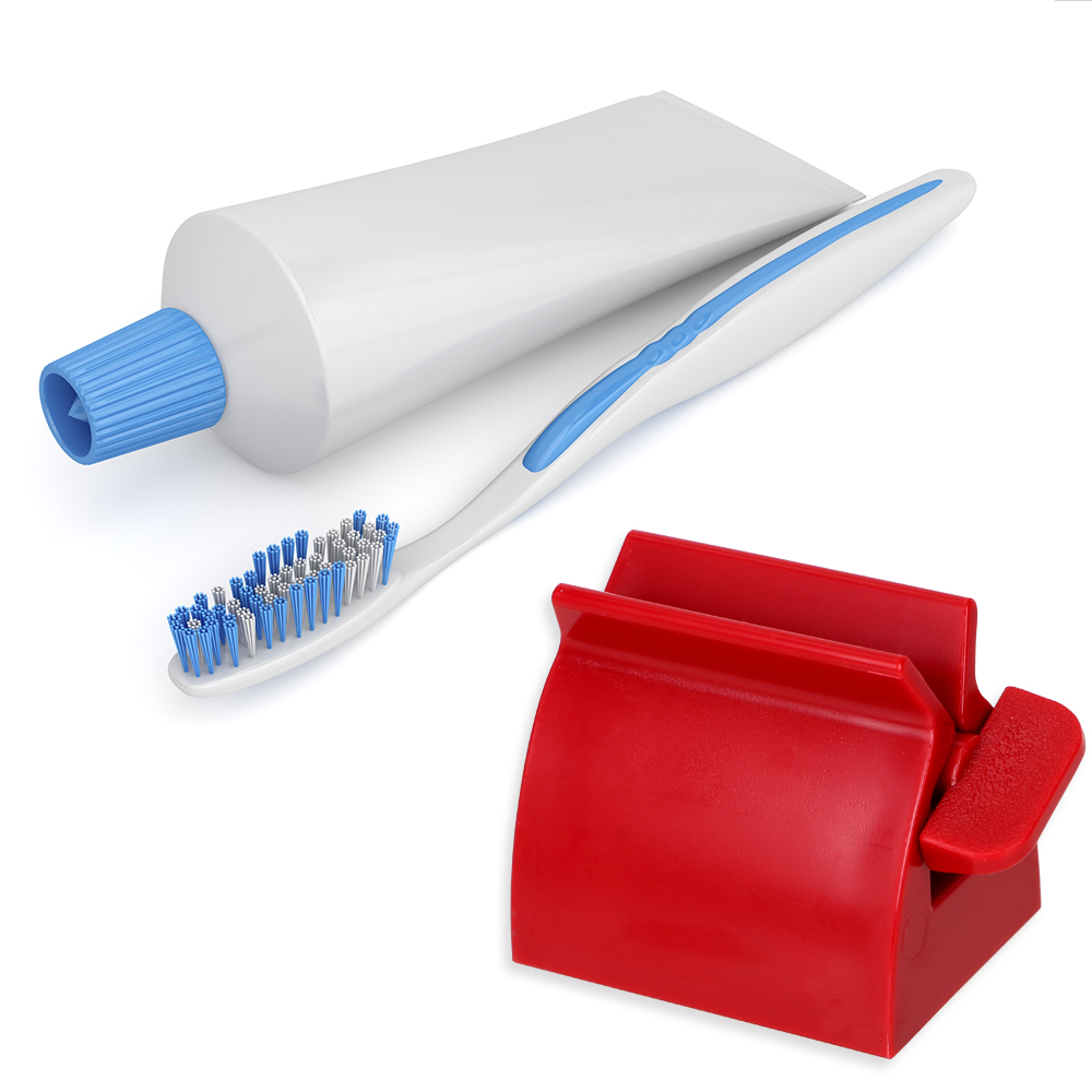 Toothpaste Dispenser Toothpaste Squeezers Bathroom Products Household Merchandises Squeezing Dispenser Tooth Paste Squeezer