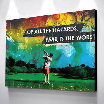Modular Pictures Canvas Aphorisms Painting Wall Art Golf Posters Print Nordic Modern Living Room Home Decoration No Framework image