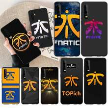 Nbdruicai LOL Fnatic FNC Anti-Dirty Lucu Hitam TPU Soft Phone Case Cover untuk Huawei P30 P20 P10 P9 p8 Mate 20 10 Pro Lite(China)