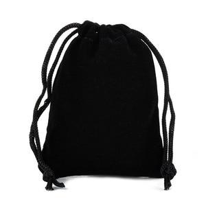 50 шт./лот 9x12 см черный/зеленый/розовый/синий Вельветовый мешочек с завязками для ювелирных изделий Новогодняя Свадебная подарочная сумка Ро...