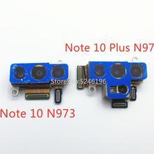 1pcs Back big Main Rear Camera Module Flex Cable For Samsung