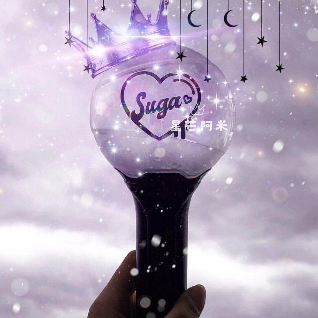 1 шт., светильник Kpop bangtan для мальчиков, наклейки для вспышки, декоративный светильник, карта души ver3, специальный новый bangtan k-pop