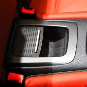 Image 2 - Vodool Achter Bekerhouder Roller Cover Blind Sliding Shutter Voor Bmw E92 E93 3 Serie M3 2005 2012 Merk nieuwe Accessoires