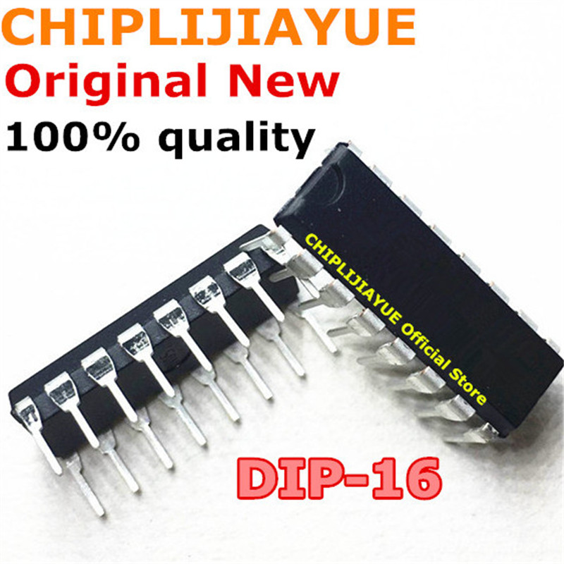 5-10PCS PT2399 DIP16 PT2399 DIP-16 2399 DIP New And Original IC Chipset