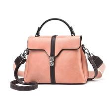 Solid Color PU Leather Shoulder Crossbody tote Bags bolsos de mujer Hasp Zipper Party designer bags Handbags clutch Women Bags цена 2017