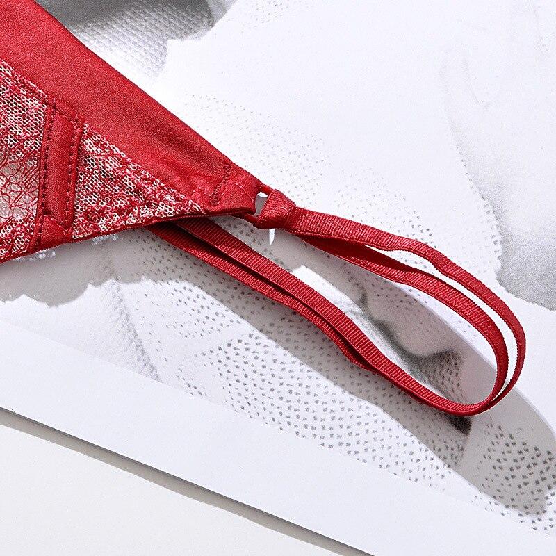 Купить женские сексуальные прозрачные марлевые трусики t  slim бесшовное