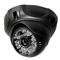 720P 1MP 2.8MM Dome AHD CCTV Camera Indoor Night Vision H.264 Surveillance Security Camera 48 Pieces IR Led Lights