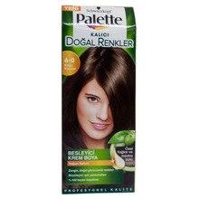 Палитра натуральной краски для волос 6-0 Dark Auburn