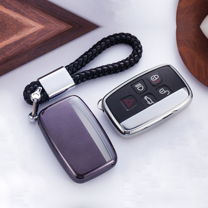 Image 5 - TPU Key Case Car Key Covers for Land Rover Range Rover Evoque Freelander 2 Discovery 3 4 Key Case Shell Case Smart Edition-in Key Case for Car from Automobiles & Motorcycles