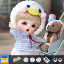 1/8 BJD Mey doll Resin Toys Aya Ball Jointed Doll full set Toys for Kids Surprise Gifts for Girls dropshipping 2020