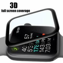 3D película protectora de pantalla completa para IWatch 38 42mm 40 44mm de Apple reloj 3 4 5