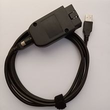 Cable de diagnóstico obd16 PIN para coche, 10 unids/lote, soporte de BUS Kline y CAN, hasta 2019, T002 19 de coche