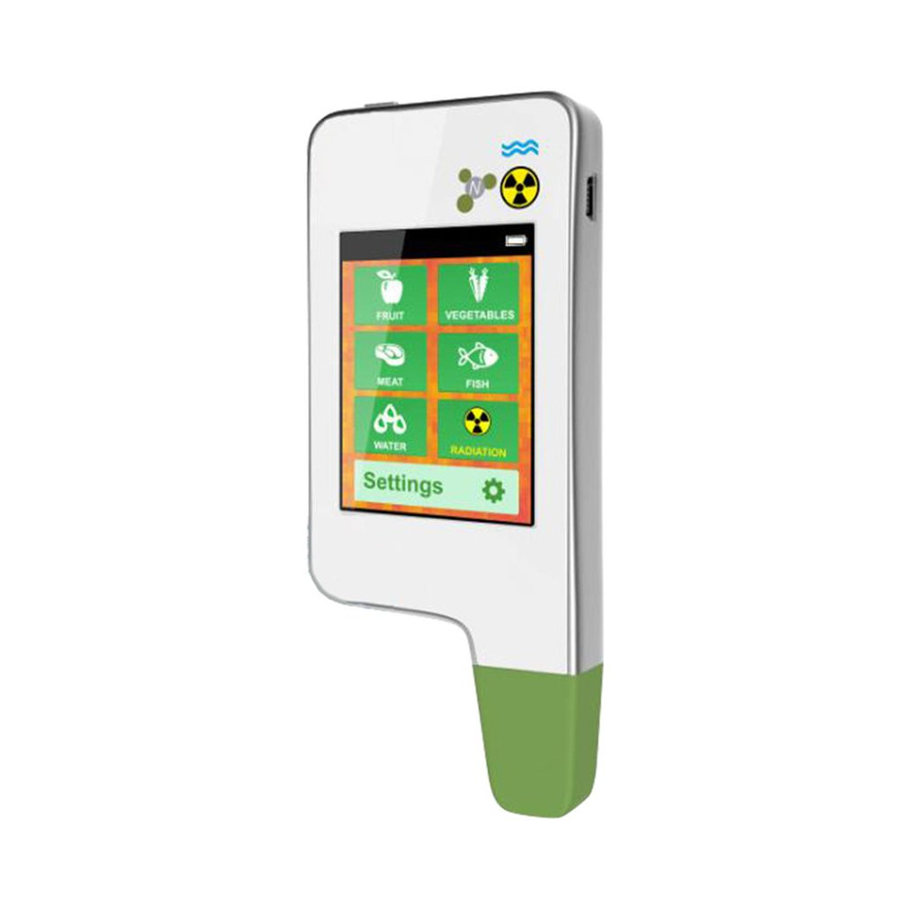 ECO5F Home Digital Radiation Detector TDS Water Tester Nitrate Tester Food Safety Detector For Vegetable Fruit Meat Fish