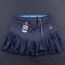 Теннисные шорты, повседневная плиссированная Женская быстросохнущая Спортивная юбка, теннисные шорты, женские спортивные юбки для бадминтона, болельщиков