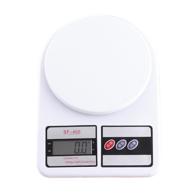 1/5/10 кг SF400 высокоточные кухонные электронные весы кухонные весы бытовые пищевые электронные весы для выпечки лекарственные весы-4