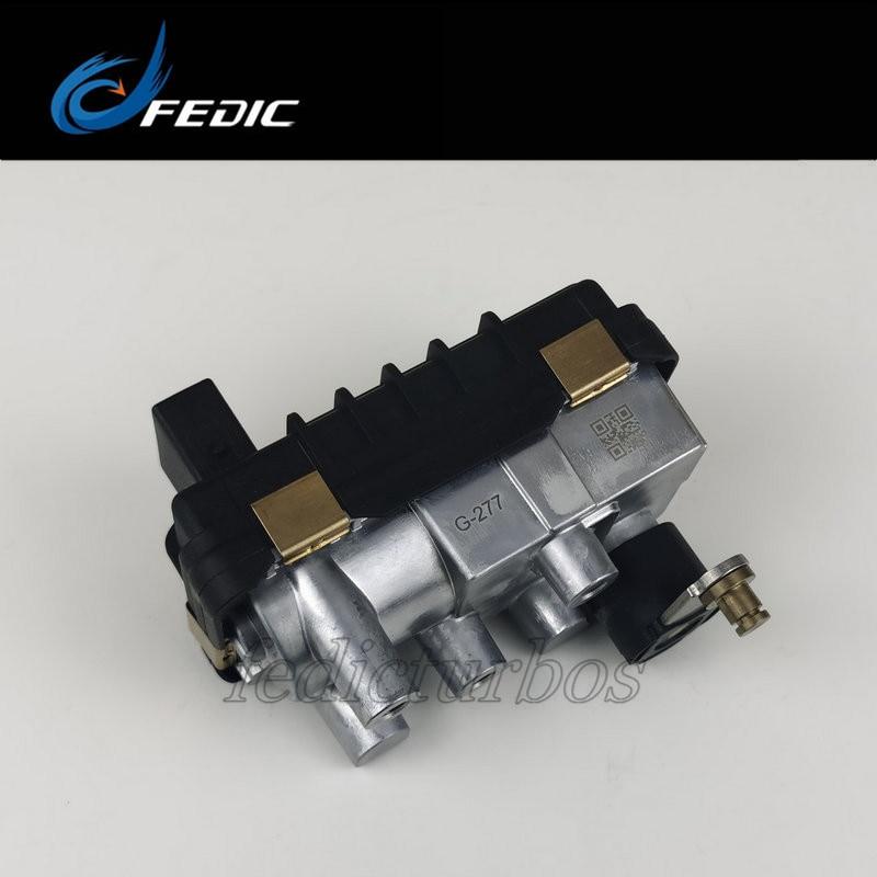 GT25V Turbocharger Actuator Mercedes Benz Sprinter I 210D 310D 410D OM602 DE29LA