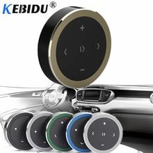 Kebidu sans fil Bluetooth médias volant télécommande MP3 musique jouer pour Android IOS Smartphone contrôle voiture Kit style