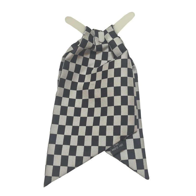 Compagnia aerea Hostess Fazzoletto Da Collo Sciarpe Collare Delle Signore Dell'ufficio Della Signora Delle Donne Cravate Accessori Pigro Decorazione Sciarpa di Collo Del Partito Del Regalo