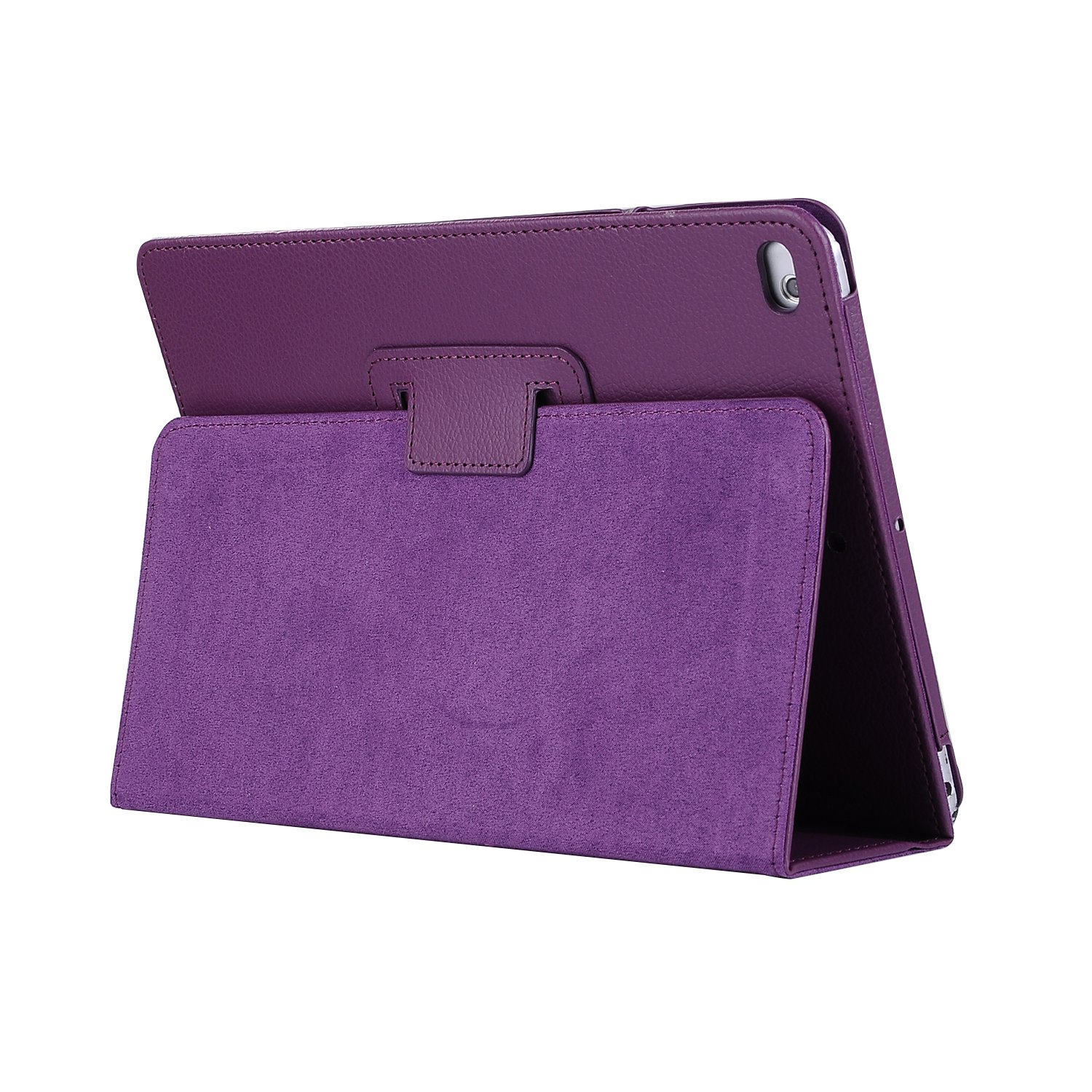 for iPad 10.2 purple Purple For Apple iPad 10 2 Case 2019 A2197 A2200 A2198 A2232 Foilo Stand PU Leather Cover