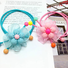 New Style Lace Flower Hairband Children for Tying Hair Small Hairband Hair Band 2 Yuan Shop Supply of Goods Accessories(China)