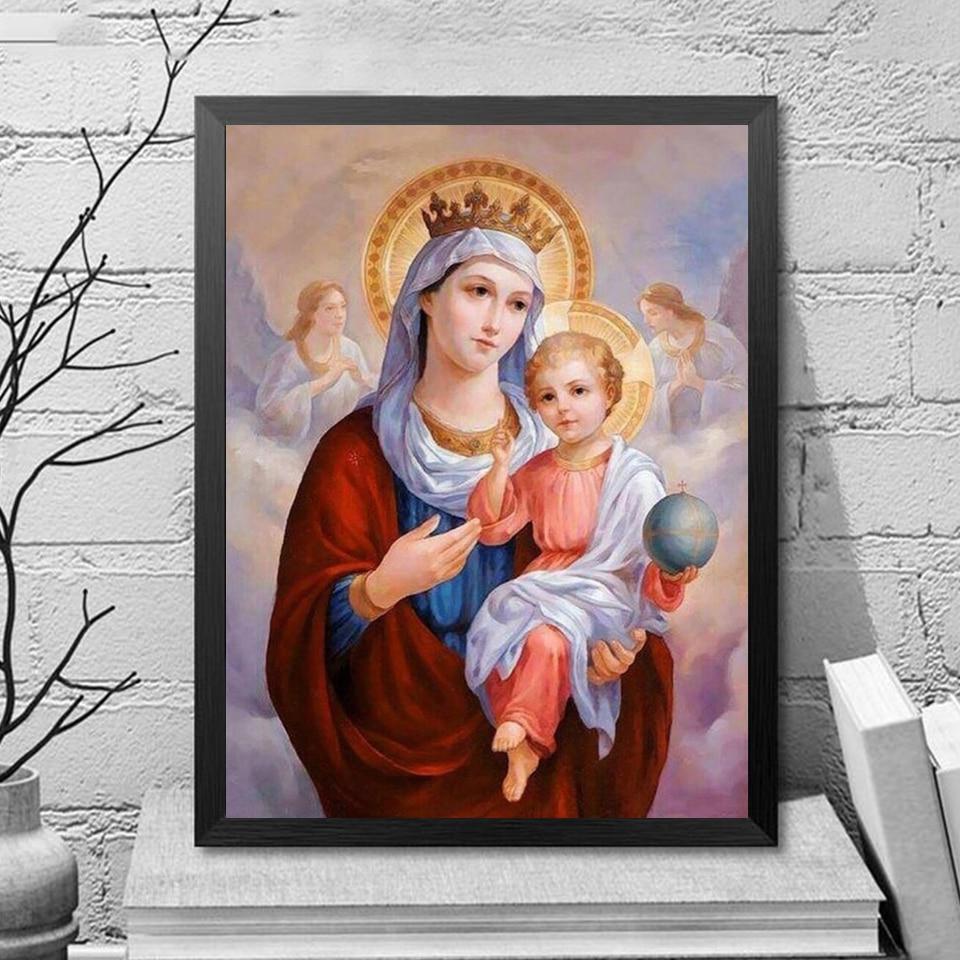 EverShine-Diamond-Embroidery-Full-Display-Diamond-Painting-Picture-Of-Rhinestones-Diamond-Mosaic-Religious-Icon-Virgin-Mary