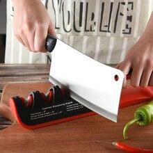 Профессиональная точилка для кухни 4 ступенчатый Регулируемый