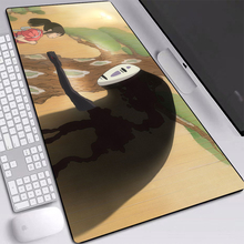 MRGBEST Big Promotion Anime Japan Spirited Away Rubber Mouse Laptop Mouse-pad Gaming Pad Keyboards Mat Free Shipping