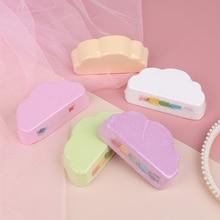 110g Rainbow Bath Salt Soap Natural Skin Care Cloud Shower Bomb Exfoliating