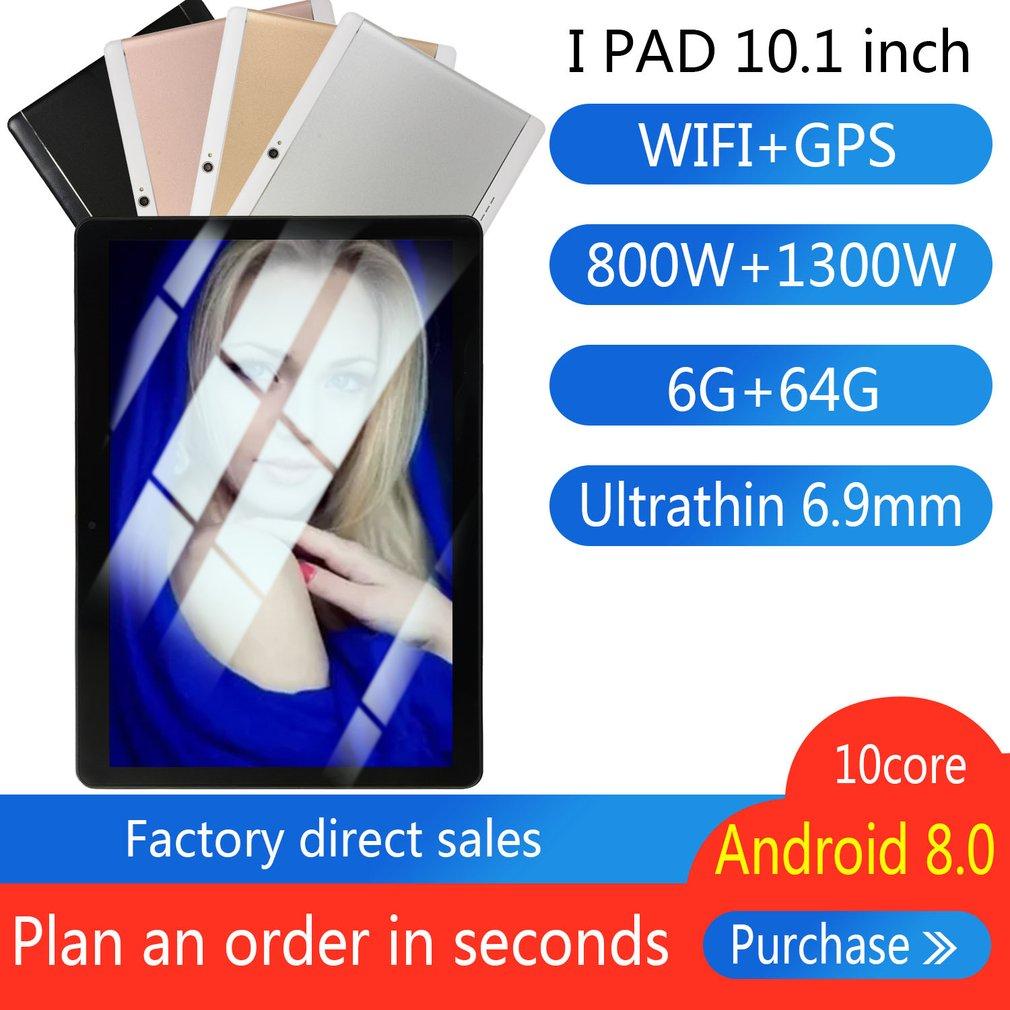 Купить с кэшбэком 10.1 Inch Original Design Laptop 3G Phone Call Android Quad Core Android Tablet Pc Wifi Telephone Gps Tablets