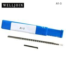 3 мм кнопочный шваброй метрический размер высокоскоростные стальные инструменты для вышивания нож для ЧПУ режущий аппарат