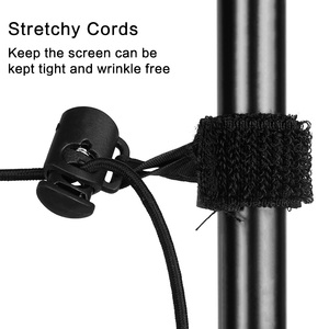 Image 3 - 8Pcs/lot Photography Studio Background Support Muslin Holders Clips for Green Screen Backdrop Clamps Stand